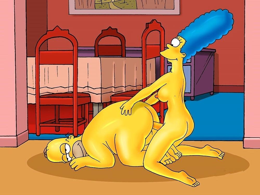 Simpsons shemale cartoon porn