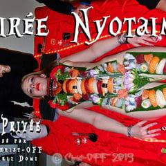 Nyotaimori & Shibari