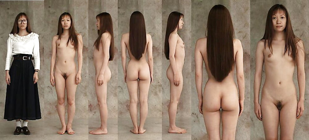 The classic female nude