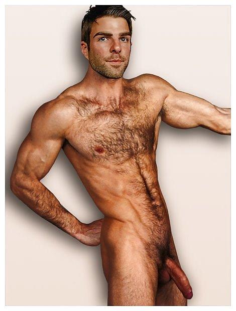 George clooney nude pose