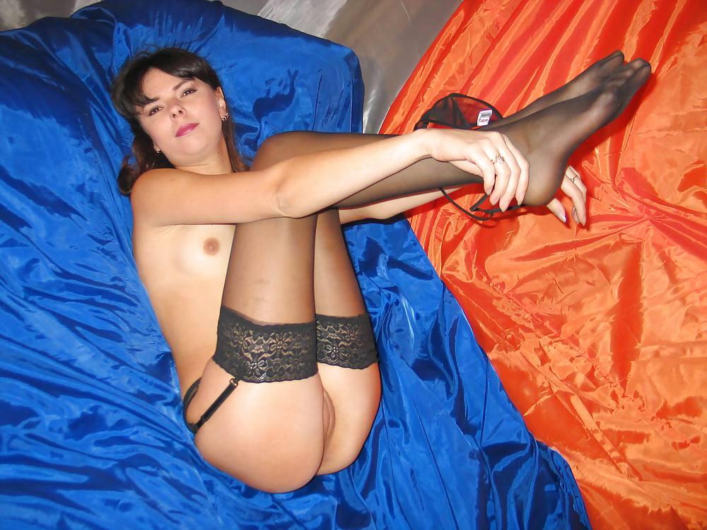 Sandras mom nude