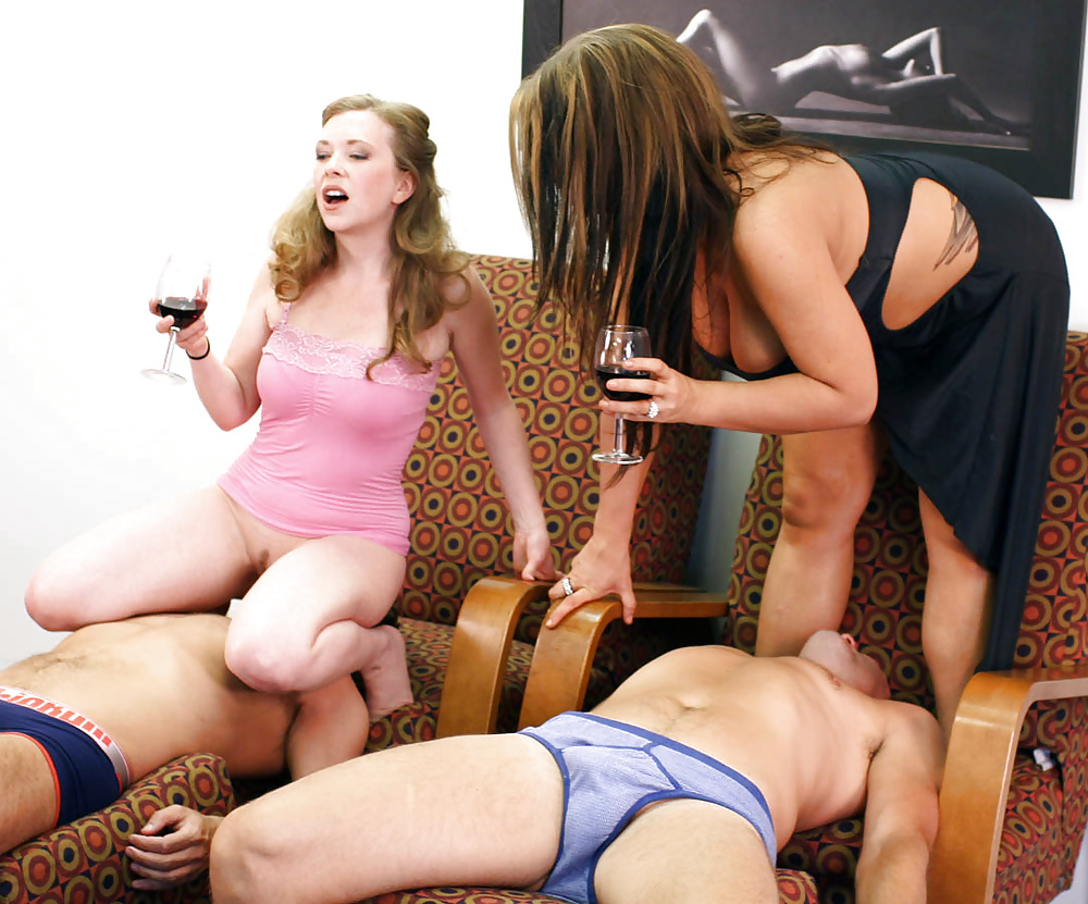 Femdom slave humiliation