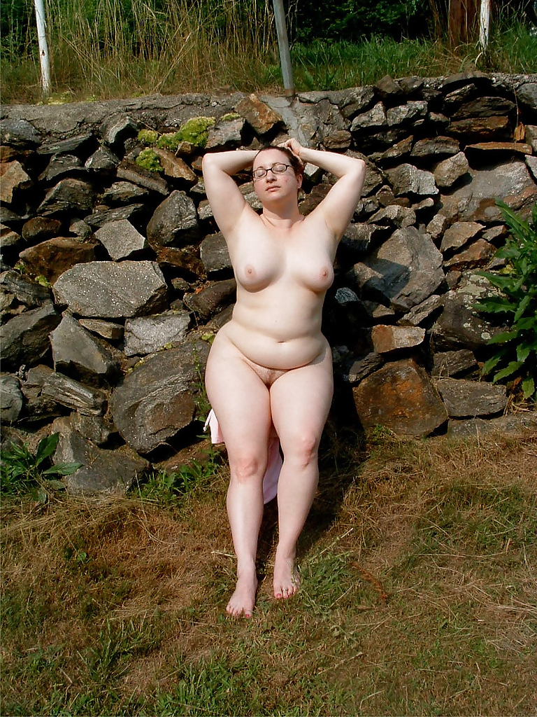 Short plump women nude tits and