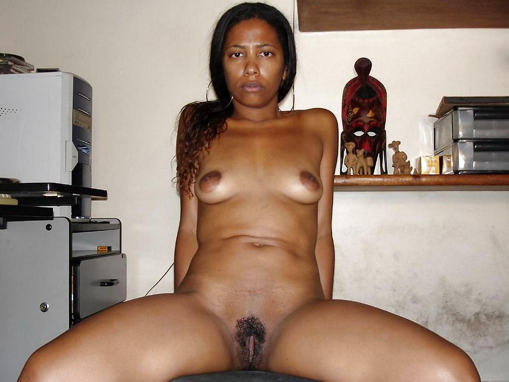 Young ebony nude couples