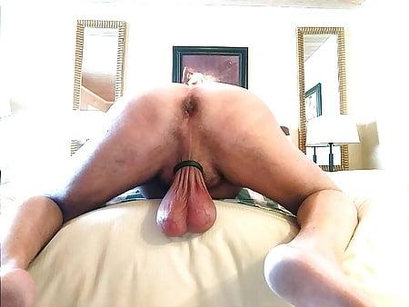Sex saggy balls What It