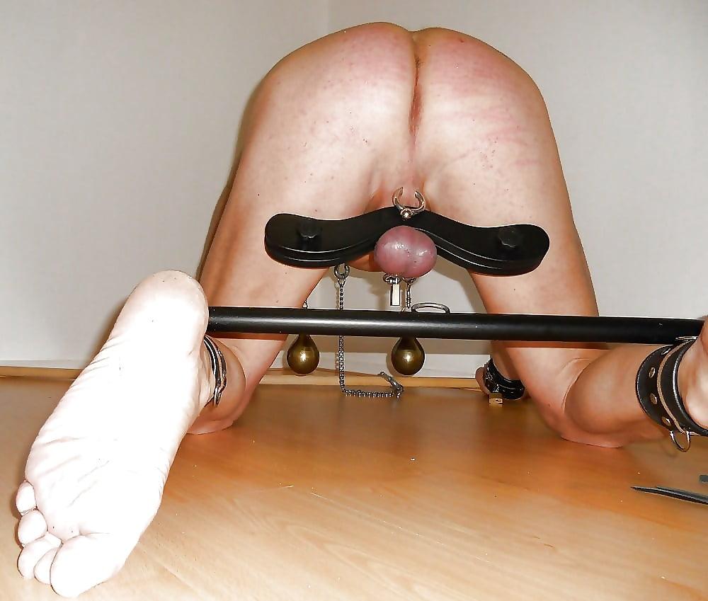 Male femdom ball torture, erotic porn film online free