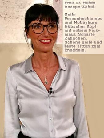 Zabel nackt rezepa Heide Rezepa