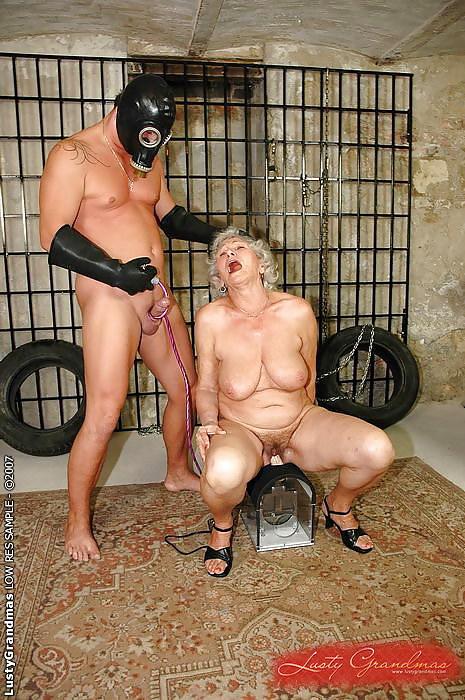 Erotic photos of very mature women
