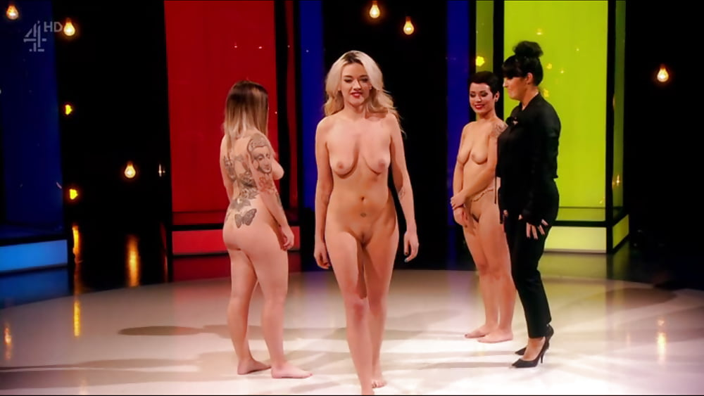 Nude pics of girls of reality tv
