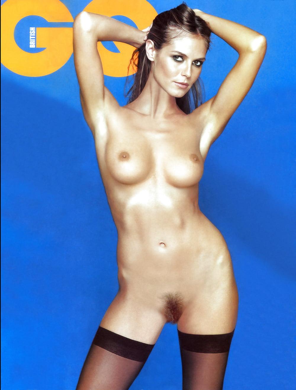 Heidi klum nude pictures 10