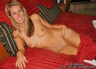 Sexy Petite Saggy Boob Baseball Mom Gets Naked Outdoors- 34