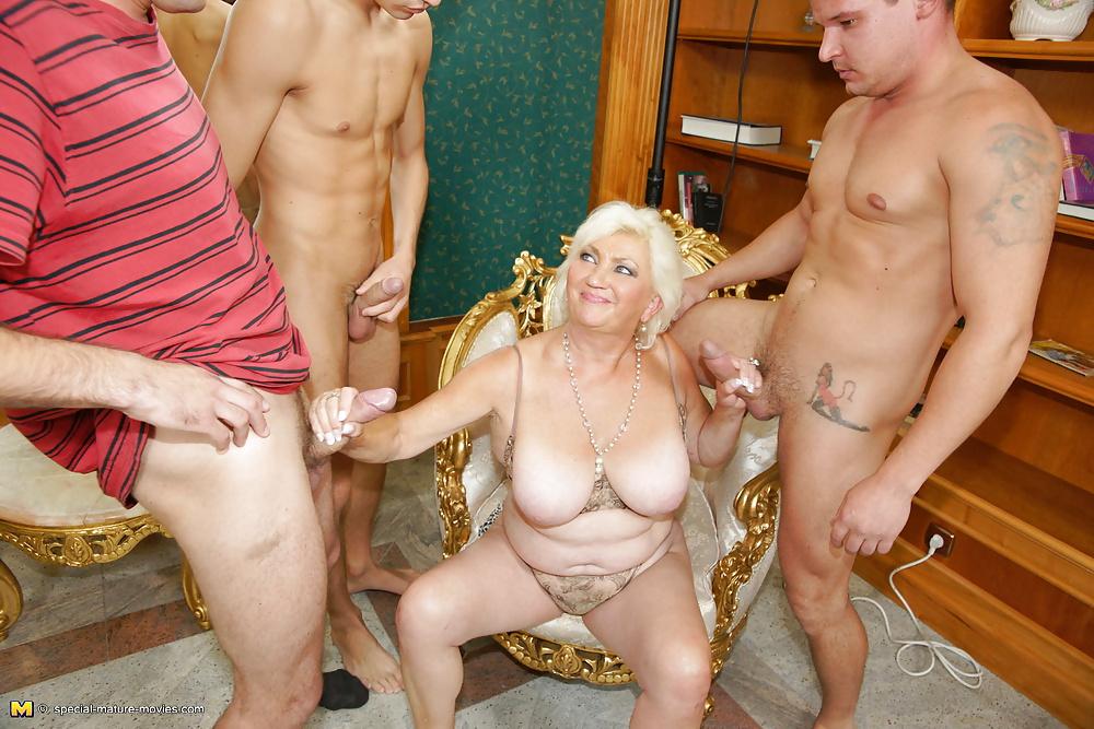 Русское Порно Бабушки Группа