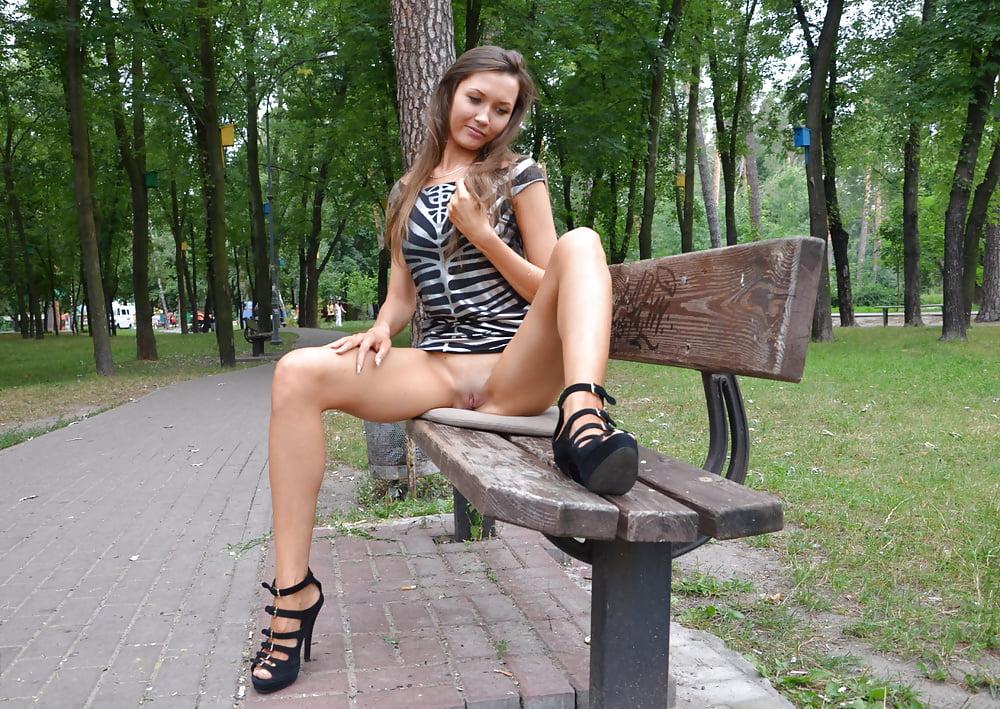 Порно фото девушек на лавочке, мобильная версия дрочево