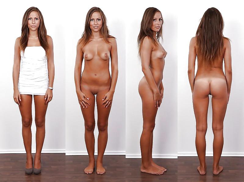 Naked dressed