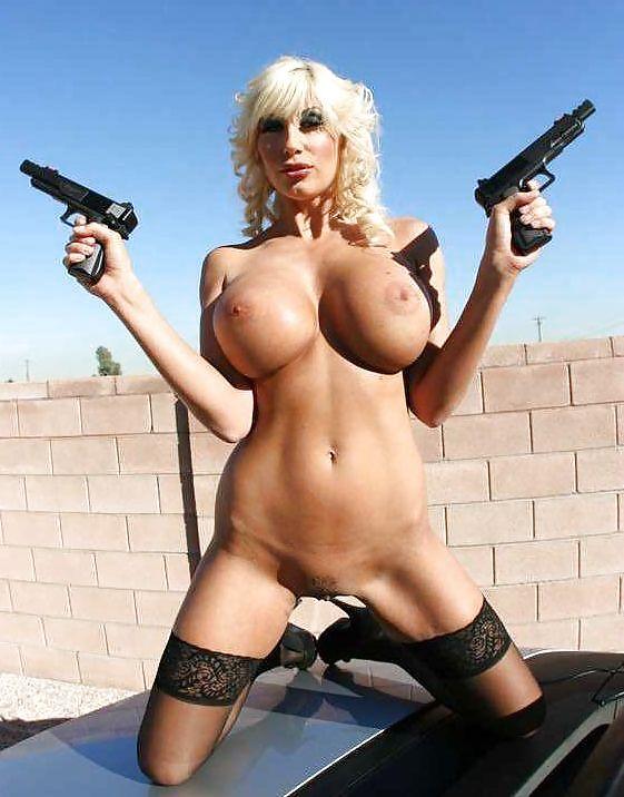 Tits and guns