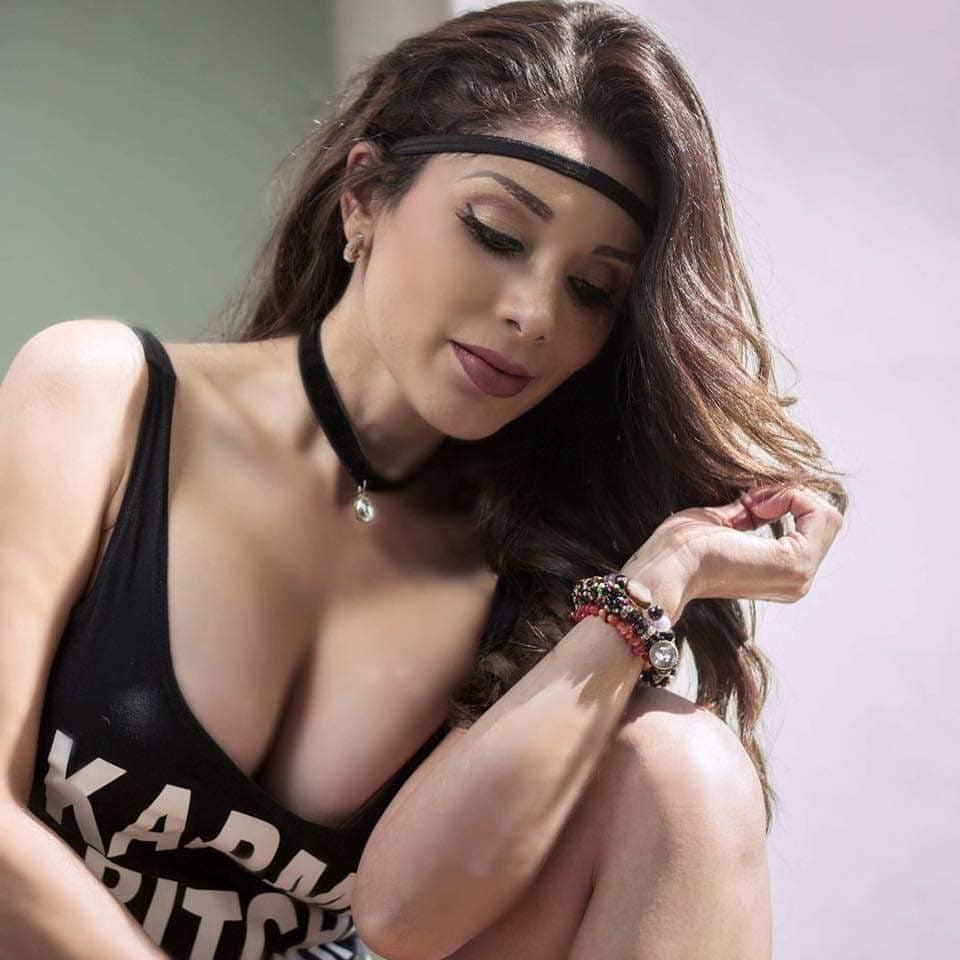 Nackt Karla Baso  Karla Baso