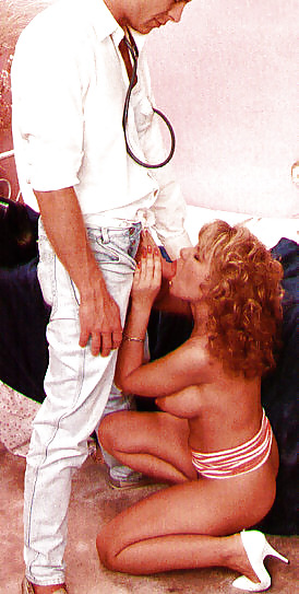 Blond milf fist fucked by her doctor-5806