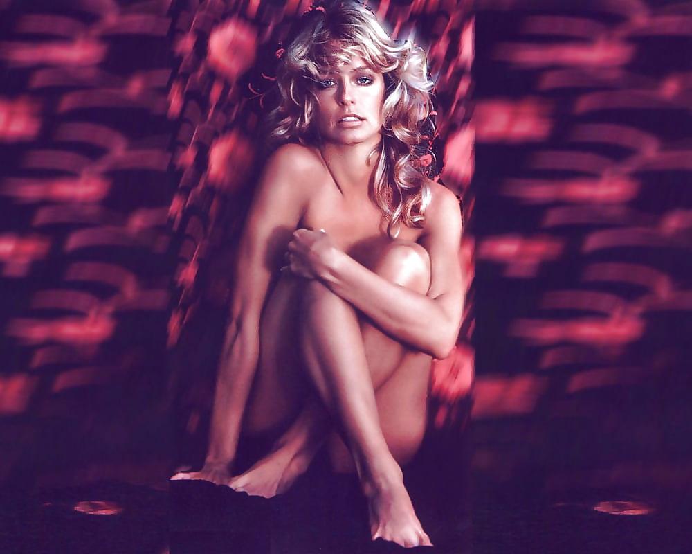 Farrah fawcett helen hunt and janine turner nude sexy
