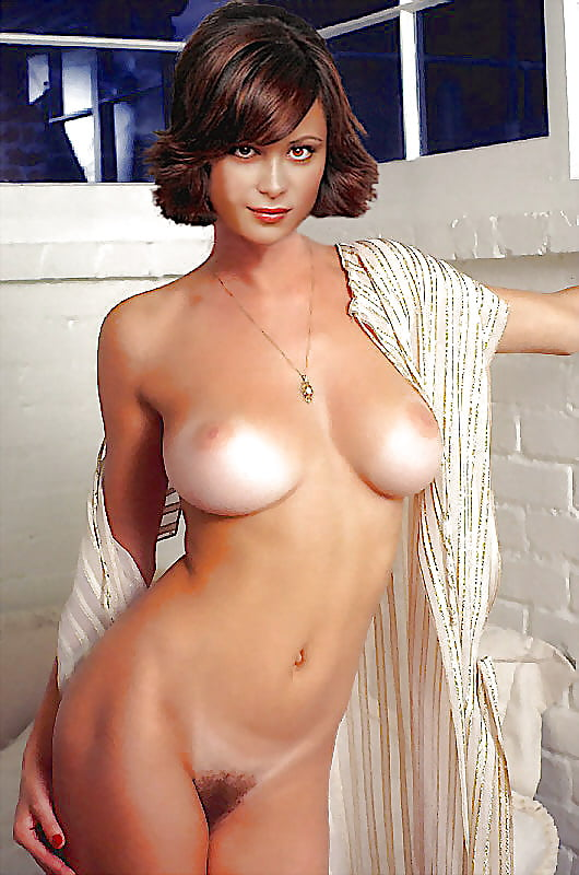 Catherine bell nipple