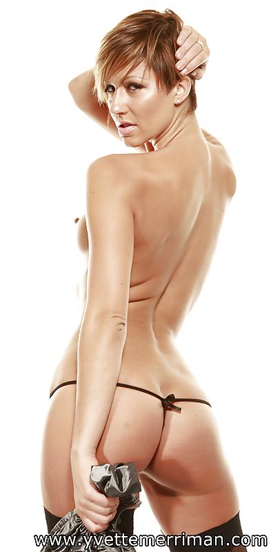 Yvette Merriman Nude