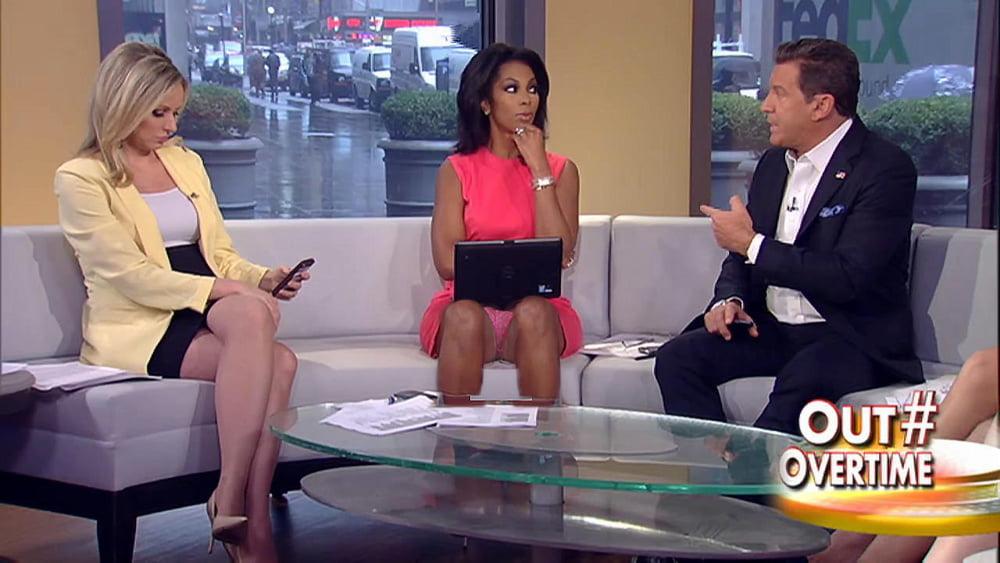 Fox Cable Tv Women Upskirt