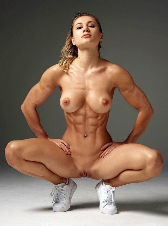 Female hardbodies nude #2
