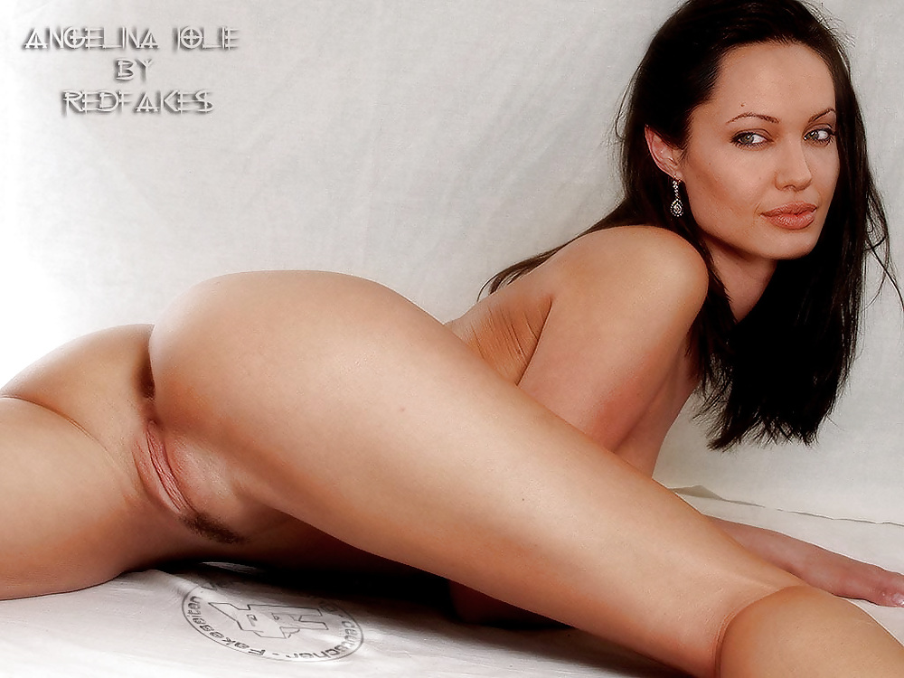Angelina jolie nude fake pictures