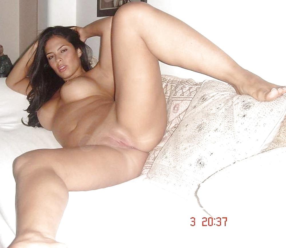 Полненькие брюнетки частное красивое порно фото