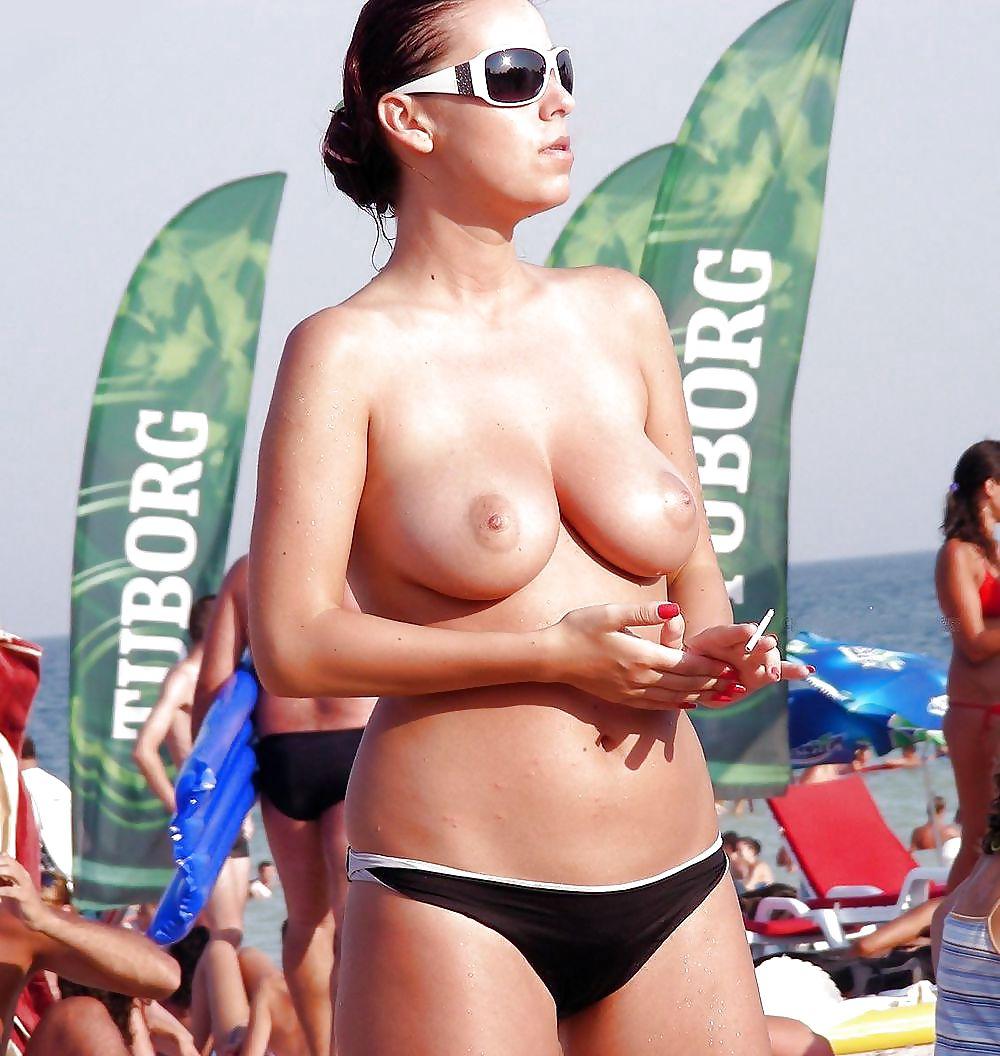 Best tits nude beach-2847