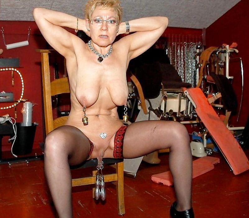Kinky Mature Women Big Tits