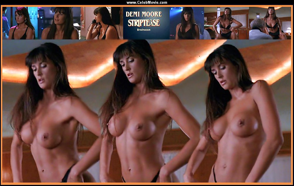 Demi Moore Nude Young Pussy Pics Striptease Pics Celebs Unmasked