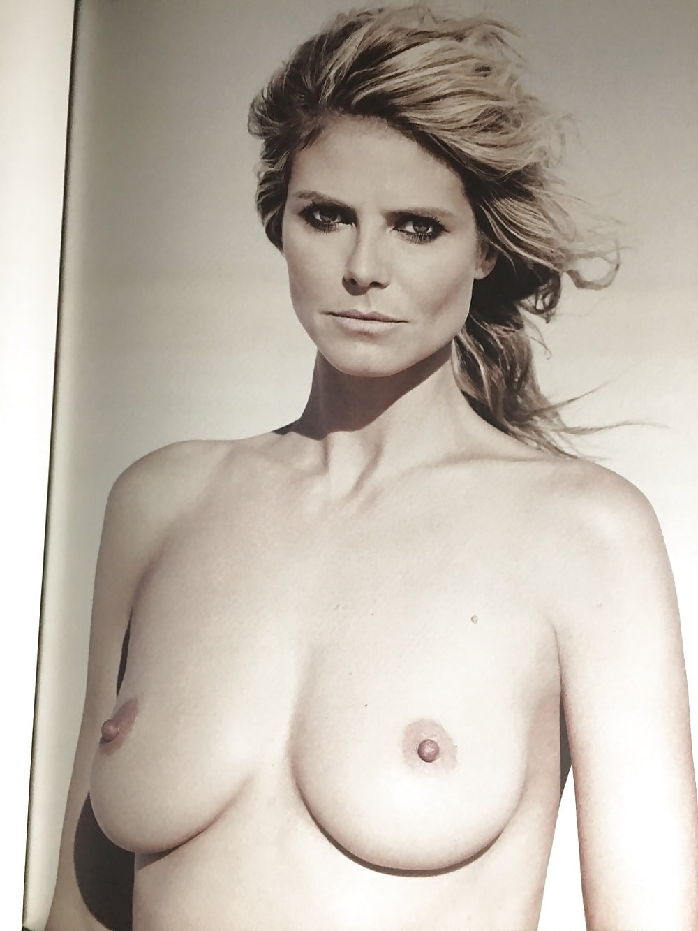 Hq imagen de heidi klum desnuda