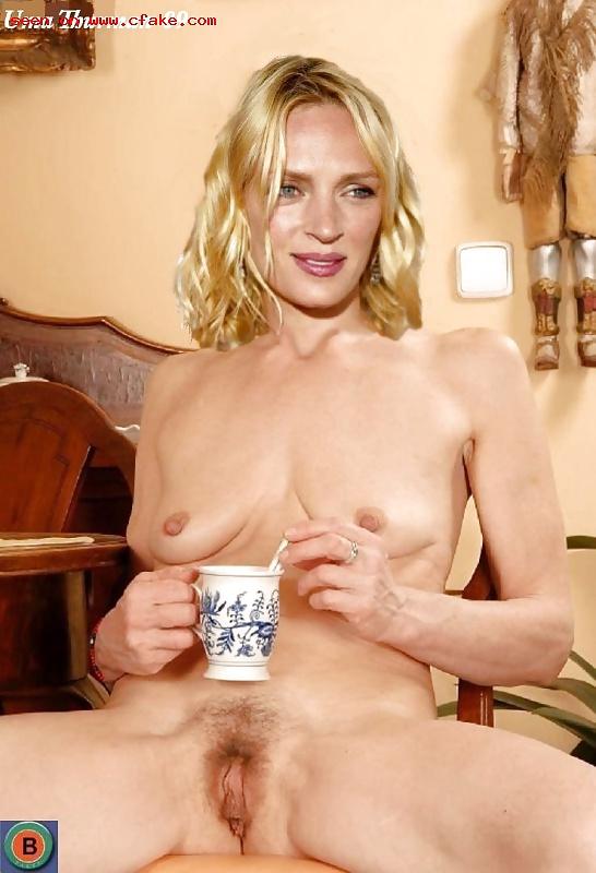 Uma Thurman Celebrity Nudes