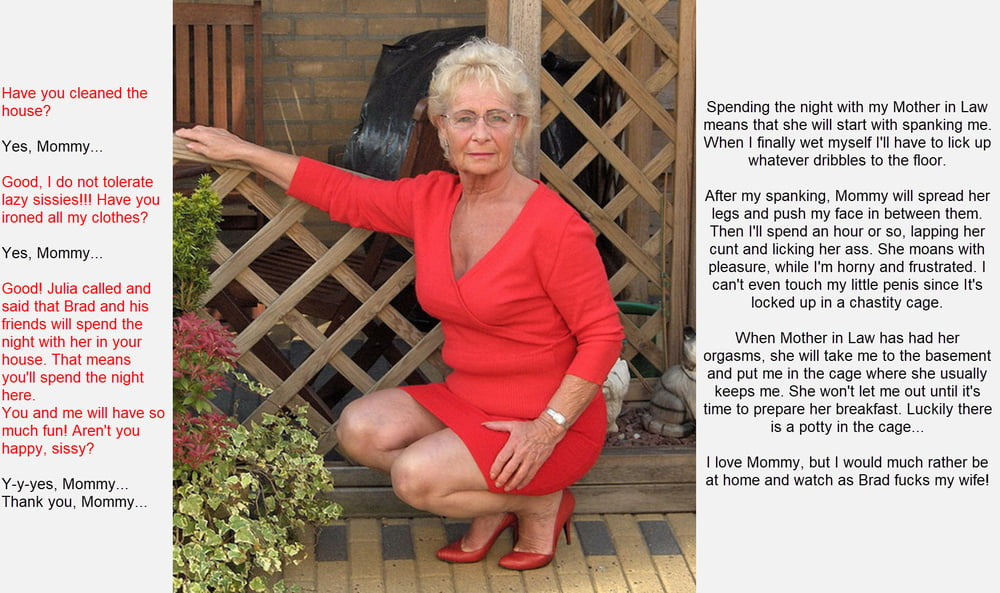 Femdom mother-in-law stories
