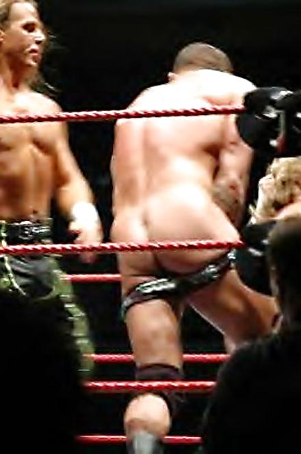 Randy Orton Butt Naked