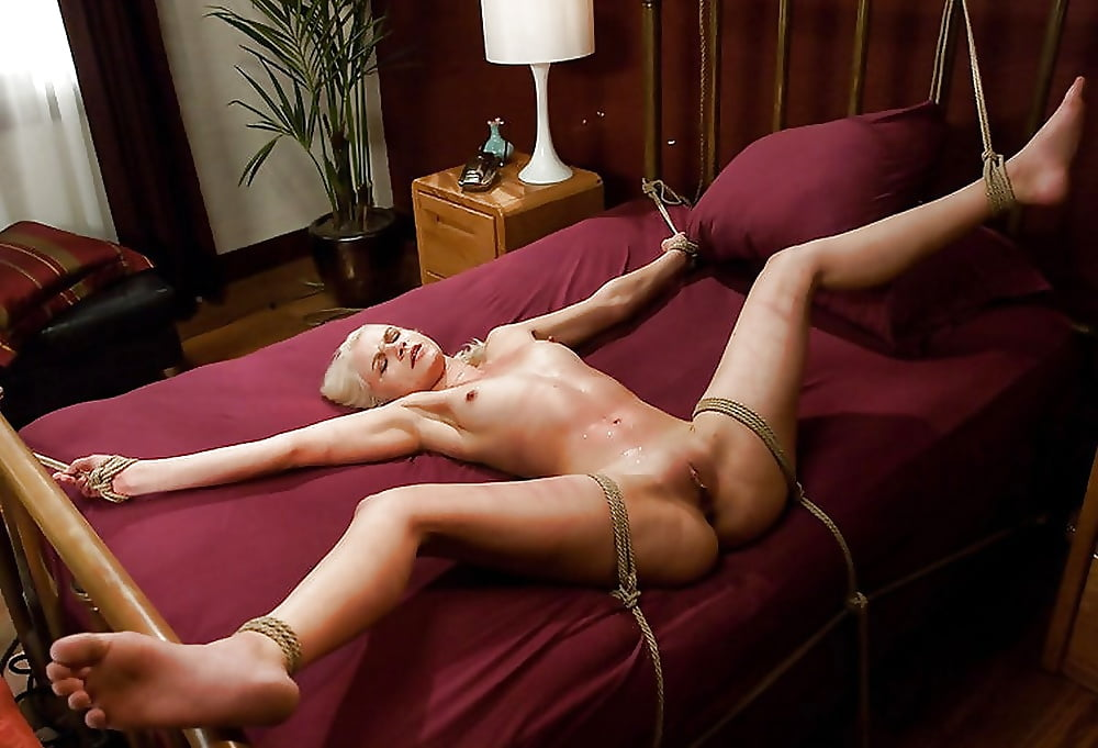 Naked spread eagle vibrator videos, nude young girld