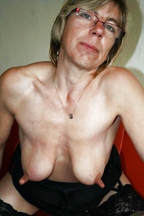 Saggy deflated tits absolutely