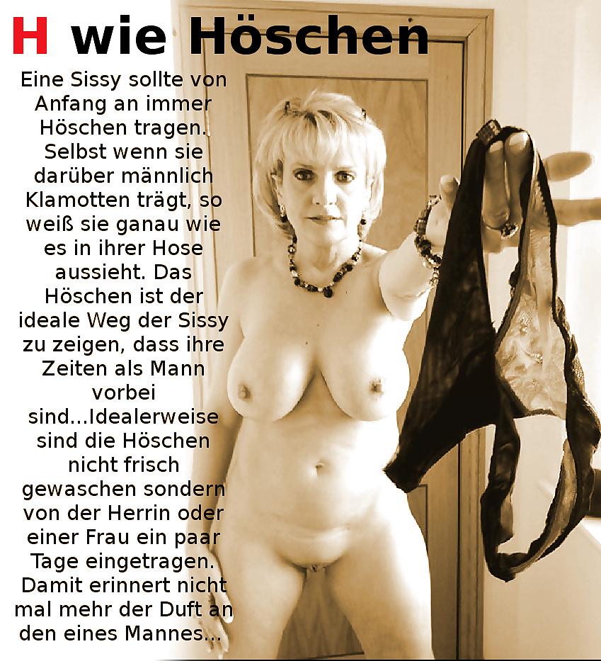 German Sissy
