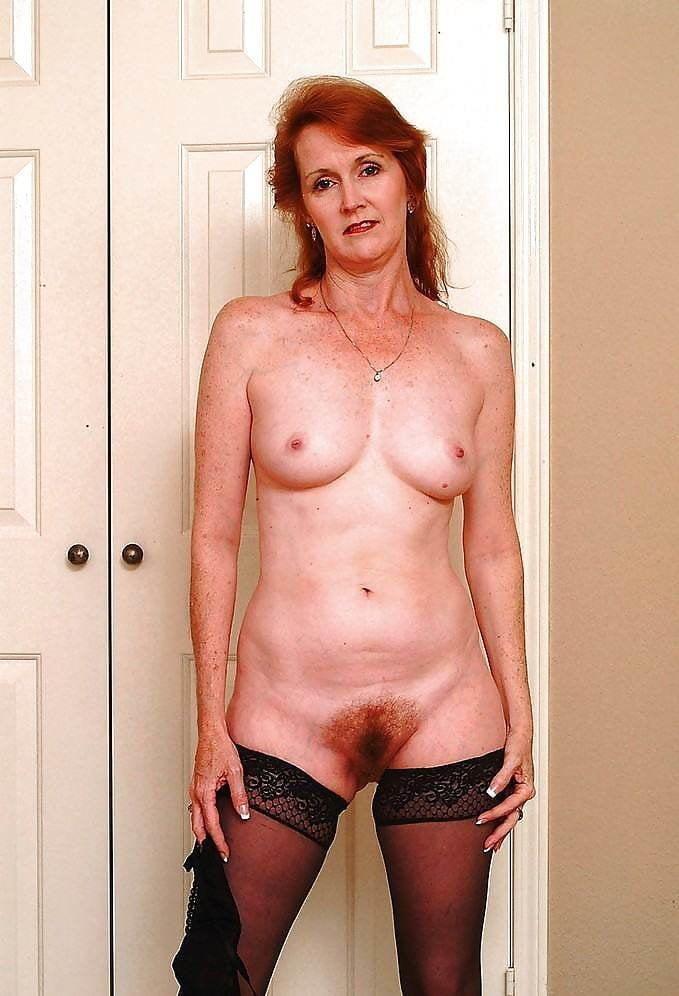 Redhead mature nude pics, women porn photos