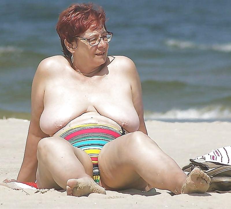 Free Granny Beach Sex Galery Pics