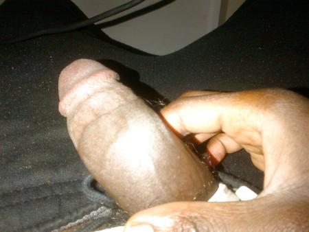 My big black cock!