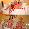 Dressed - Undressed vol 100! (Mother and Daughter Special!)