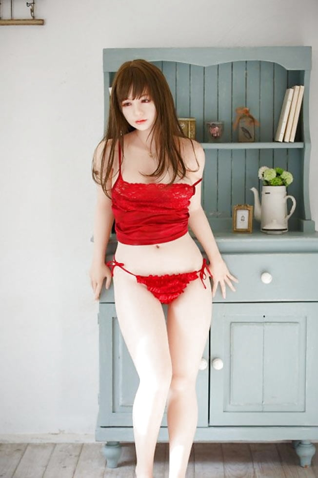 Japanese love doll porn-4435