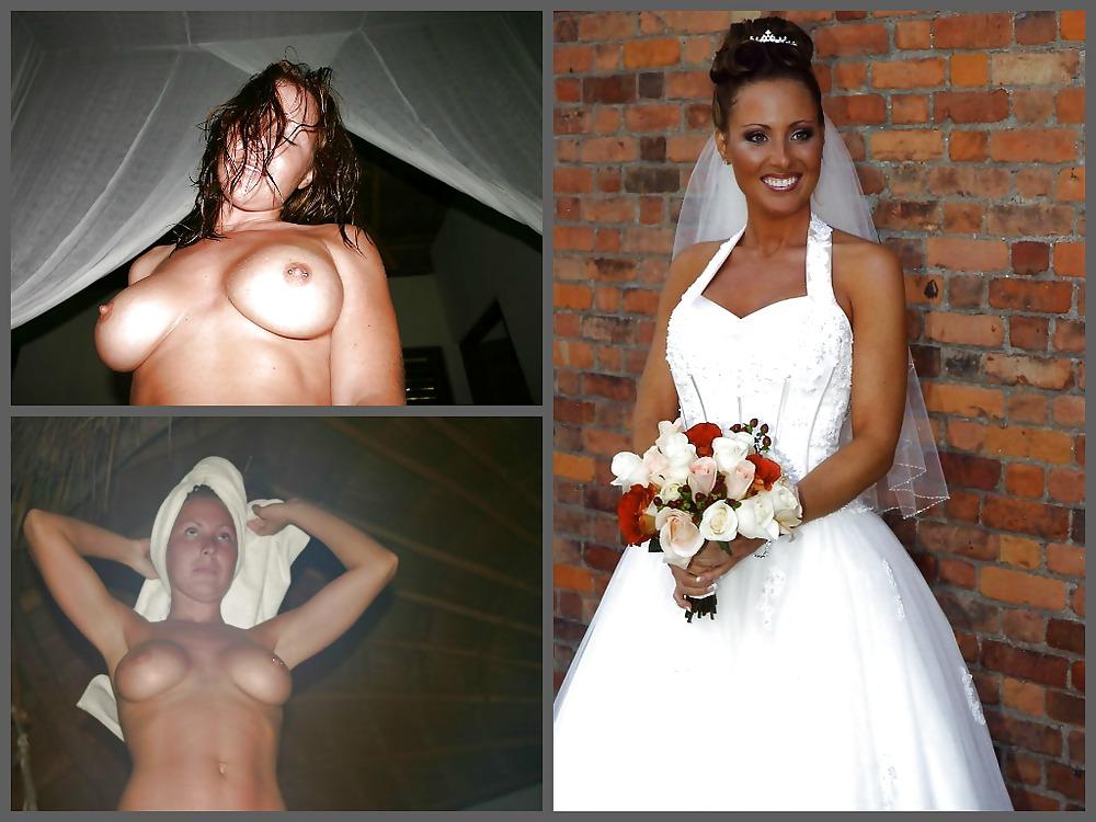 Bride nipple slip accident boobs flash pics, public flashing pics