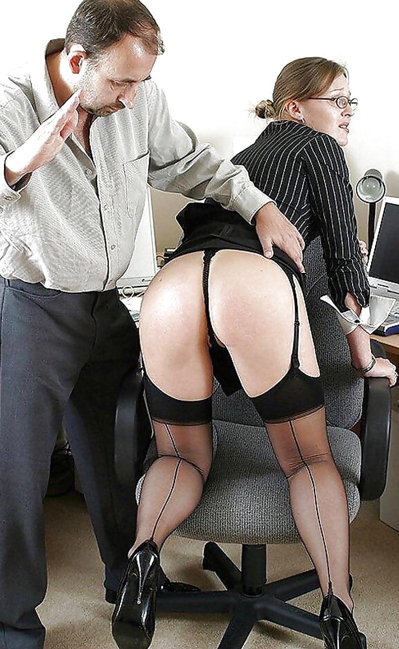 Анальное наказание секретарши видео — pic 4