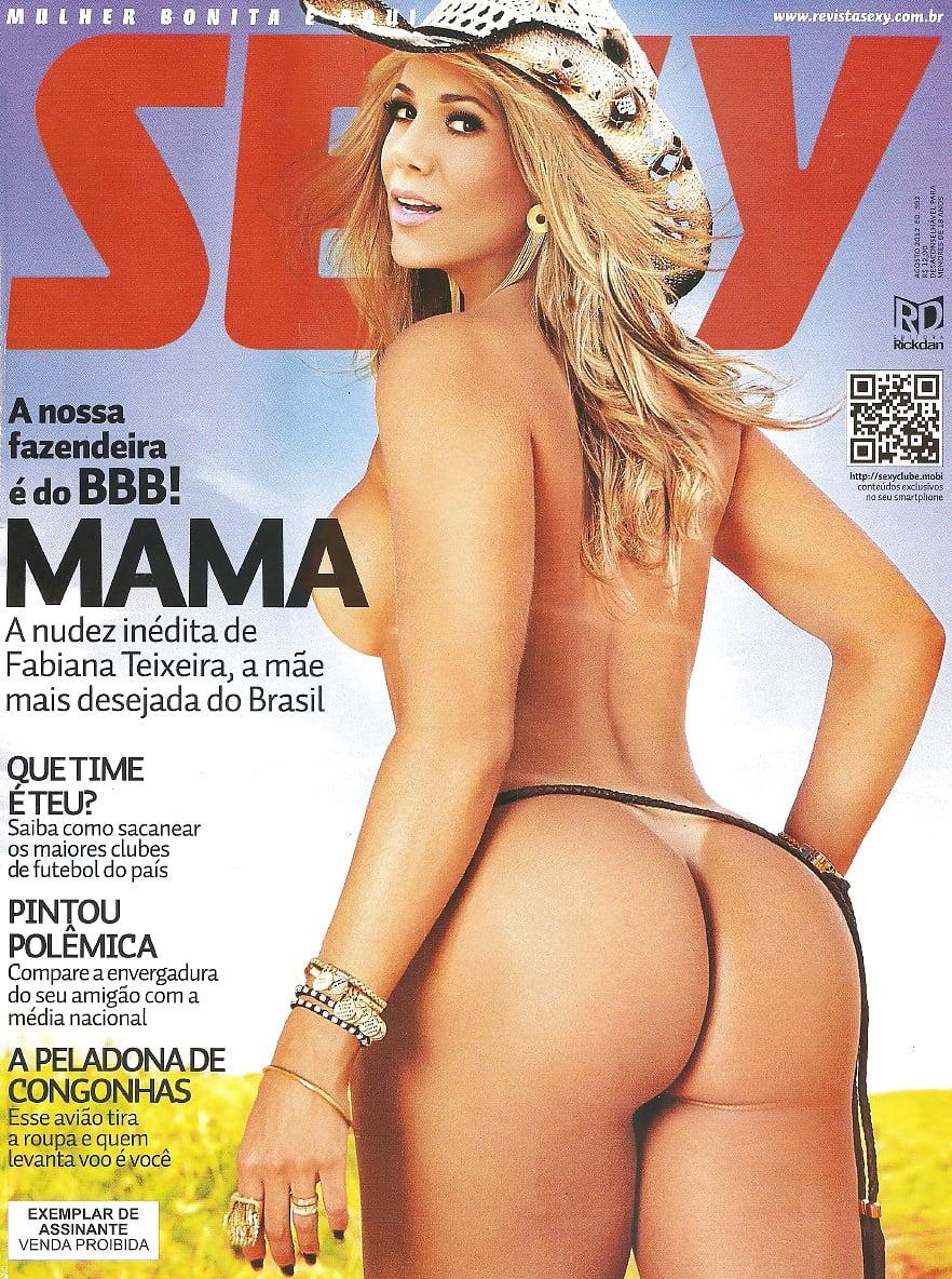 эротические бразильские журналы фото перестала чувствовать то