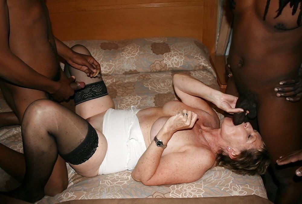 White Wife Cuckold Porn Pics