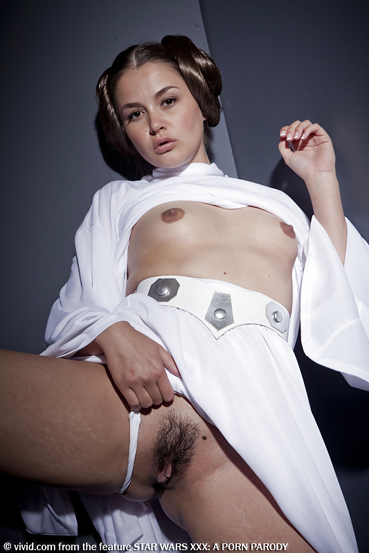 allie haze star wars porn