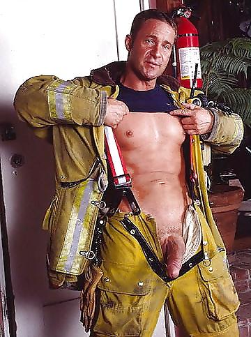 Hot nude firefighter girls