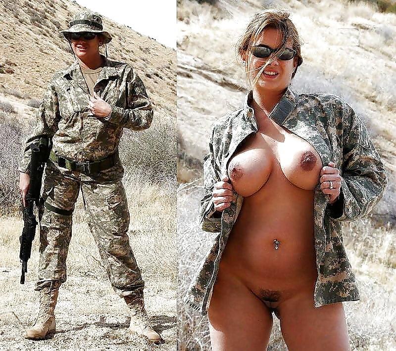 Эротические фото израильских военных телок — img 11